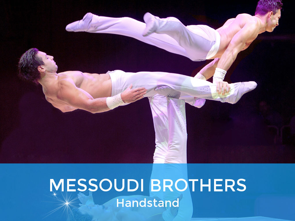 Messoudi Brothers Handstand