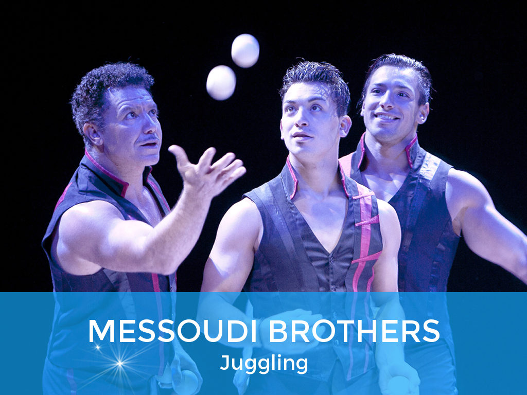 Messoudi Brothers Juggling