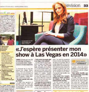 Article De Presse 20Minutes 2013