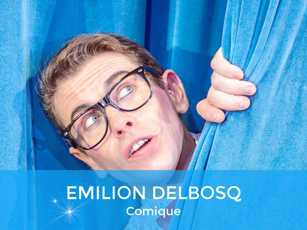 Artistes 2017 Emilion Delbosq