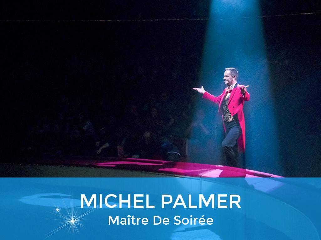 Artistes 2017 Michel Palmer