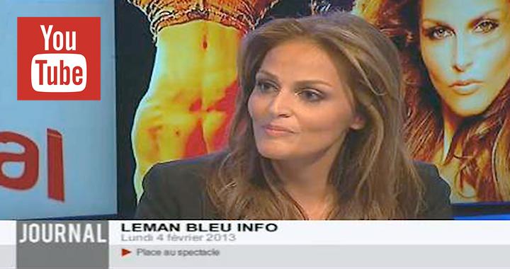 Couverture Interview Tv 2013 avec Sophie Edelstein