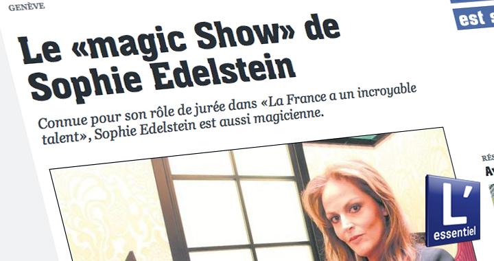 Couverture De Presse L'essentiel 2013 02 06