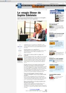 Article De Presse L'essentiel 2013