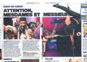Article De Presse LeMatin 2011