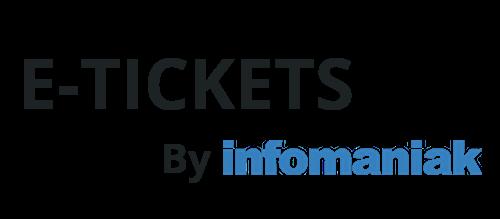 Achetez vos billets avec E-Tickets