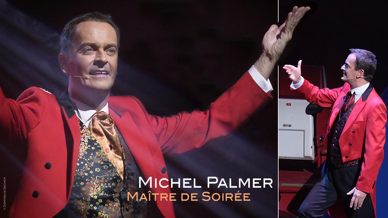 Michel Palmer Maître De Soirée