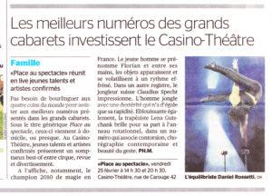 Article De Presse Tribune De Genève 2011