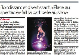 Article De Presse Tribune De Genève 2015