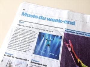 Article De Presse Tribune De Genève 2016