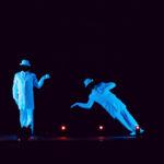 Spectacle 2017 - Les Chapeaux Blancs - Théâtre Lumière Noire ©L.Salino