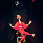 Spectacle 2017 - Phillip Huber - Marionnettiste ©V.Gonzalez Mimica